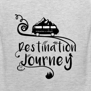 Camping - Destination Journey - Men's Premium Tank