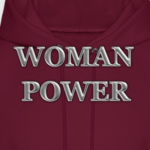 WOMAN-POWER Women's T-Shirts - Men's Hoodie