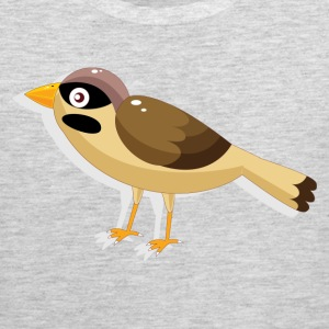 Tough wing swallow bird T-Shirts - Men's Premium Tank