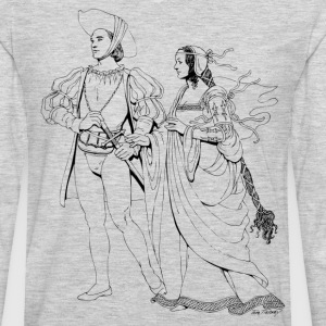 Renaissance of traditional character - Men's Premium Long Sleeve T-Shirt