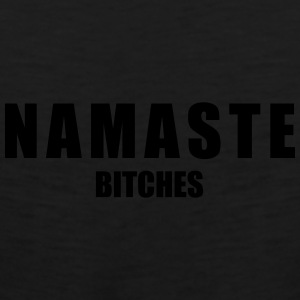 Namaste Bitches Sportswear - Men's Premium Tank