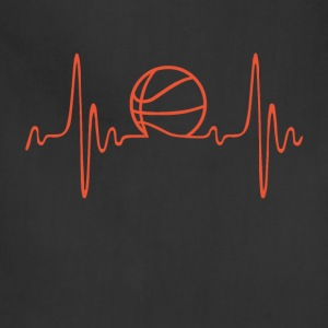 Basketball - Heartbeat - Adjustable Apron