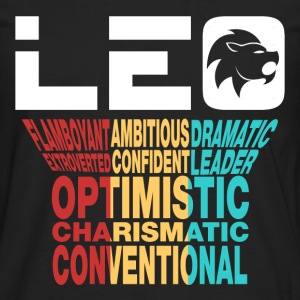 Leo Zodiac Women's T-Shirts - Men's Premium Long Sleeve T-Shirt