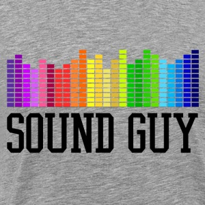 Sound Guy Hoodies - Men's Premium T-Shirt