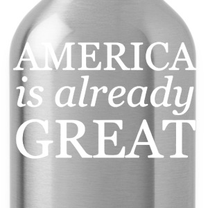 America Shirt - Water Bottle