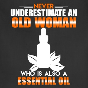 Old Woman Essential Oil - Adjustable Apron