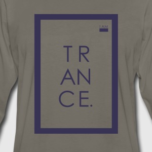 I AM - TRANCE - Male - Men's Premium Long Sleeve T-Shirt