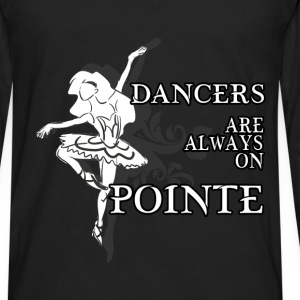 Jobs - Dancers - Men's Premium Long Sleeve T-Shirt