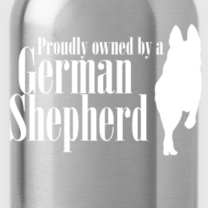 Proudly Owned by GSD - Water Bottle