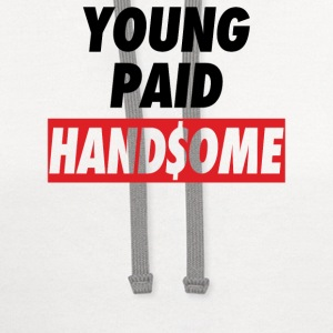 Young Paid Handsome  - Contrast Hoodie