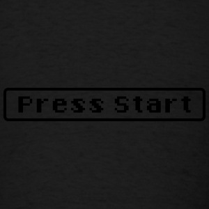 press start Sportswear - Men's T-Shirt