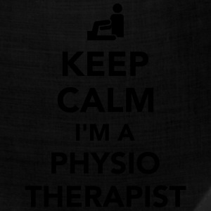 Keep calm I'm a physiotherapist Women's T-Shirts - Bandana