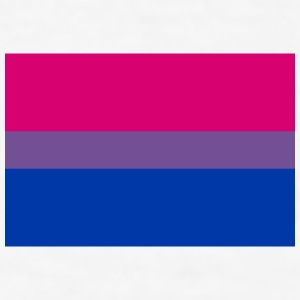 Bisexual Mugs & Drinkware - Men's T-Shirt