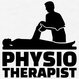 Physiotherapist Mugs & Drinkware - Men's T-Shirt