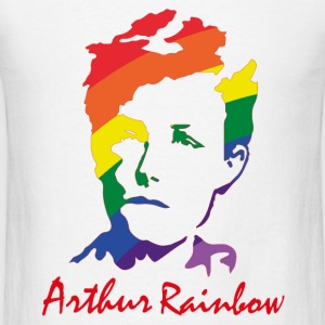 Arthur Rainbow Tanks - Men's T-Shirt