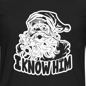 i know him - Men's Premium Long Sleeve T-Shirt