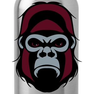 Gorilla agro head T-Shirts - Water Bottle