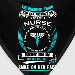 Nurse Shirt - Bandana