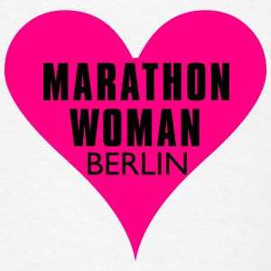 Marathon Woman Berlin_T-Shirt - Men's T-Shirt