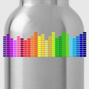 Audio Graphic T-Shirts - Water Bottle
