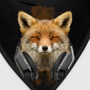 MUSIC LOVER FOX VI - Bandana