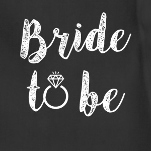Bride to Be women's fiance shirt - Adjustable Apron