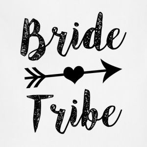 Bride Tribe Bridesmaid women's shirt - Adjustable Apron