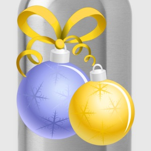 Christmas decoration balls T-Shirts - Water Bottle