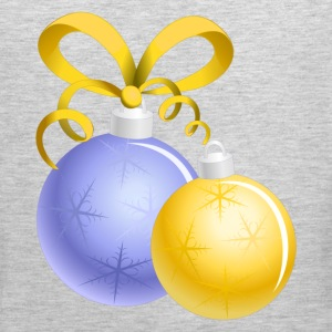 Christmas decoration balls T-Shirts - Men's Premium Tank