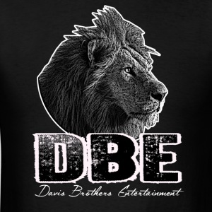 Davis Bros Entertainment Logo Hoodies - Men's T-Shirt