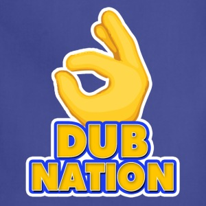 Dub Nation shirt - Adjustable Apron