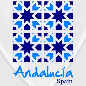 Andalusian Tiles 6 Women's T-Shirts - Bandana