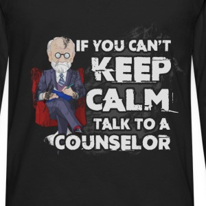 Jobs - Counselor - Men's Premium Long Sleeve T-Shirt