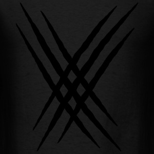 X-Scratch - Men's T-Shirt