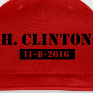 Clinton for Prison 2 - Snap-back Baseball Cap