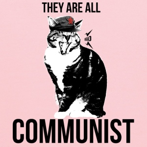 All cats are Communist - Kids' Hoodie