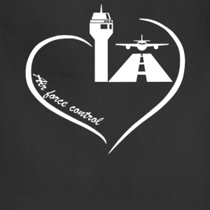 Air Traffic Control Heart - Adjustable Apron