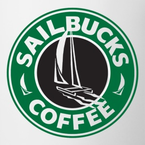 Sailbucks Caps - Coffee/Tea Mug
