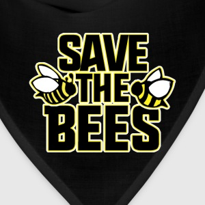 Save the Bees - Bandana