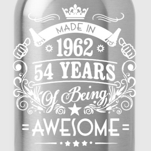 Made In 1962 Shirt - Water Bottle