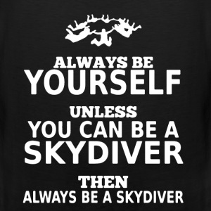 Skydiver Shirt - Men's Premium Tank