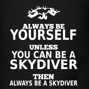 Skydiver Shirt - Men's T-Shirt
