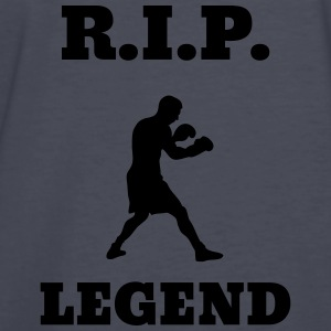 RIP LEGEND - Kids' Long Sleeve T-Shirt