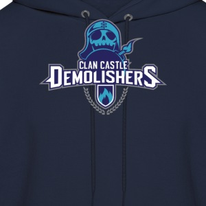 Clan Destroyers - Men's Hoodie