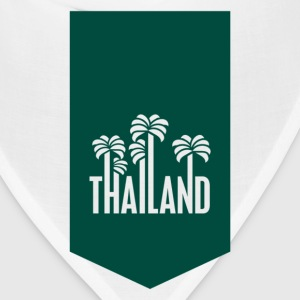 Thailand travel stamp T-Shirts - Bandana