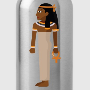 Ancient Egypt Mayan art picture T-Shirts - Water Bottle