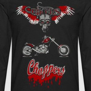 Choppers - Men's Premium Long Sleeve T-Shirt