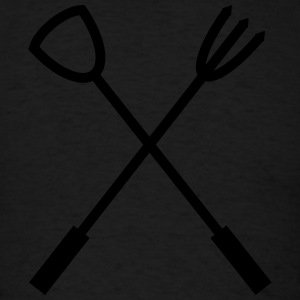 Barbecue cutlery BBQ Sportswear - Men's T-Shirt