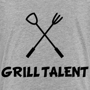 Grill Talent Kids' Shirts - Toddler Premium T-Shirt