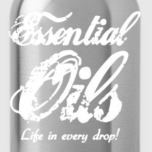 Essential Oil Shirt - Water Bottle